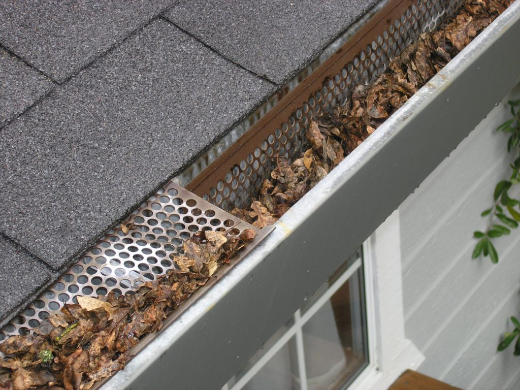 eavestrough cleaning Ottawa